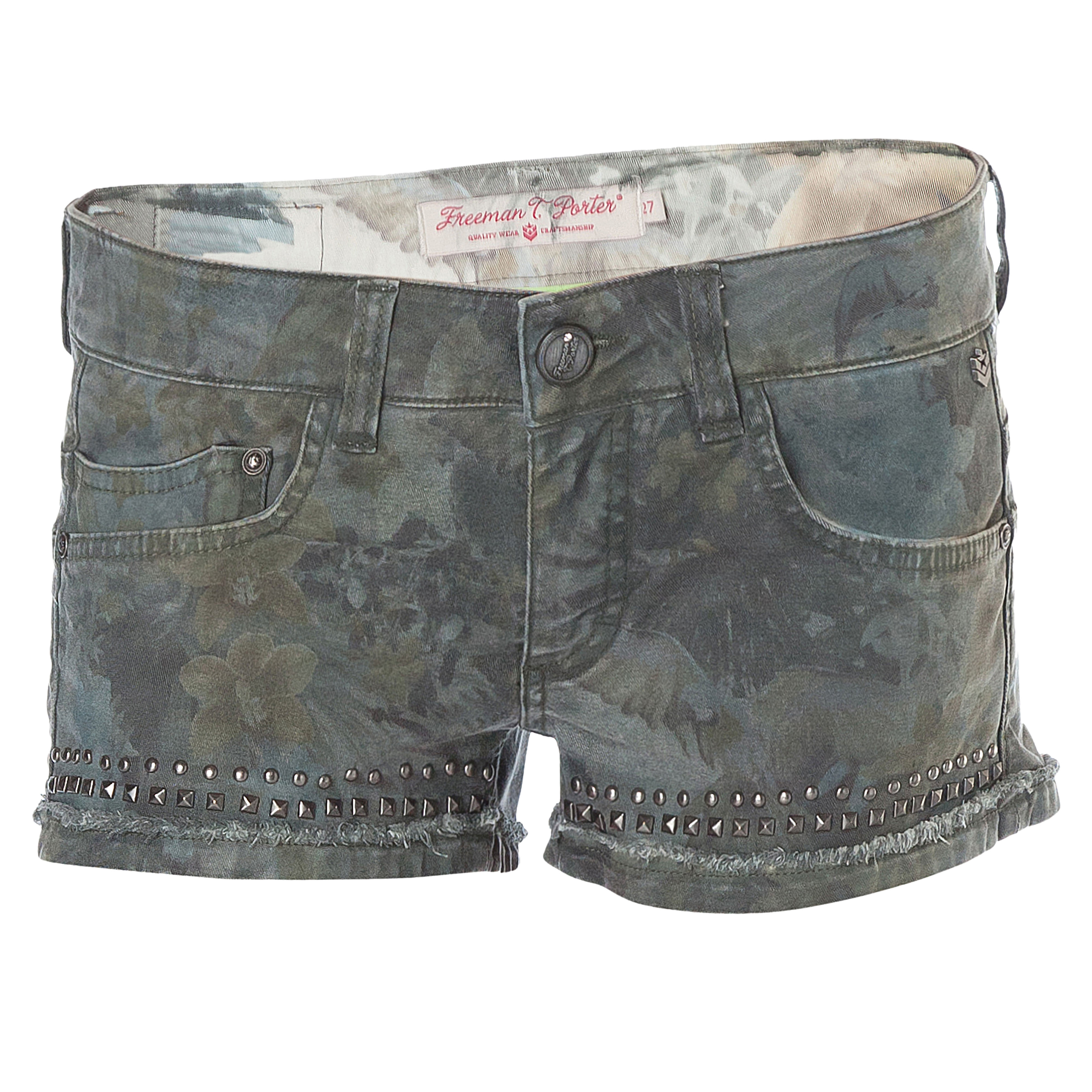 Hotpants im neuen Love, Peace and Festivals-Style von Freeman T. Porter