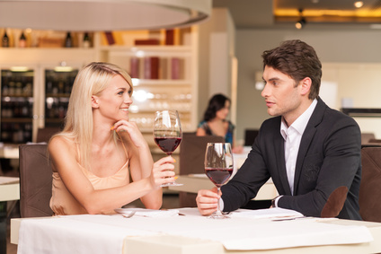 Das erste Date …