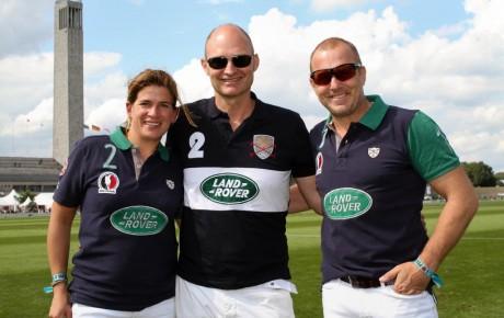 Erfolgreiche Saison für das Land Rover Polo-Team