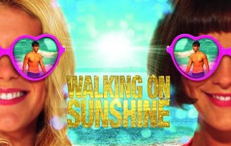 WALKING ON SUNSHINE – Kinostart: 25.09.2014