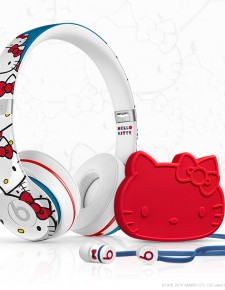 Beats by Dre präsentiert  BEATS x HELLO KITTY