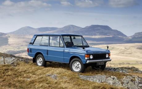 Land Rover Heritage auf der Techno Classica in Essen