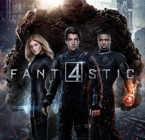 FANTASTIC FOUR – Kinostart: 13. August 2015