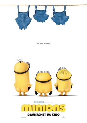Ab 2. Juli 2015 im Kino