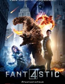 Neues Superhelden-Kino mit  FANTASTIC FOUR