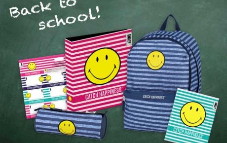 Smiley – Back-to-School-Kollektionen