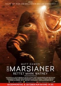 """Der Marsianer erhält das Prädikat """"besonders wertvoll"""""""