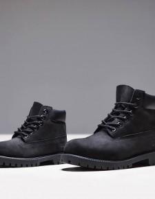 Timberland 6-Inch Premium Boot (Black) bei JD Sports