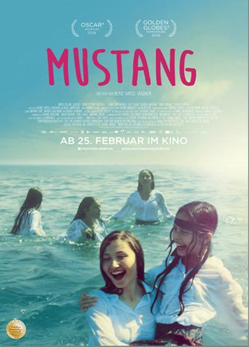 Mustang-Kinostart