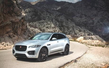 Jaguar F-PACE erhält Sonderpreis von AUTO BILD Allrad für das schönste Design des Jahres