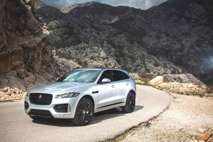 Jaguar präsentiert
