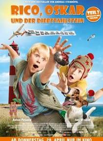 Ab dem 28. April 2016 neu in den deutschen Kinos: RICO, OSKAR UND DER DIEBSTAHLSTEIN