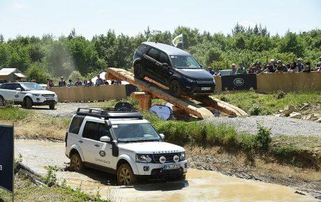 Land Rover Experience Tour 2017: Das Abenteuer Peru beginnt in Bad Kissingen