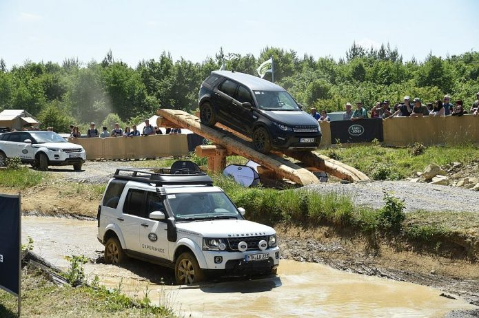 Fashiony.de News Land Rover