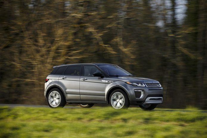 """Doppelsieg für Land Rover beim """"OFF ROAD Award"""""""