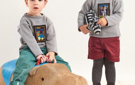 Pullover mit Geschichte zum Schulanfang