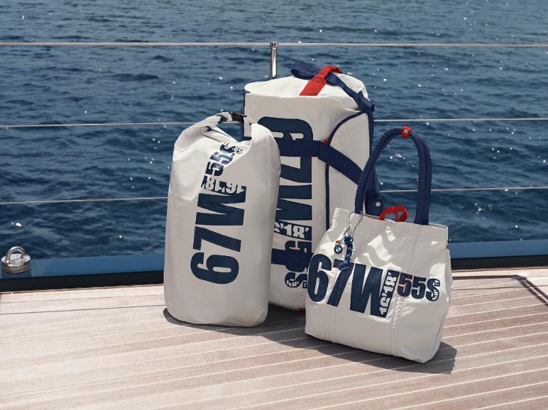 BMW Strandtasche Yachtsport