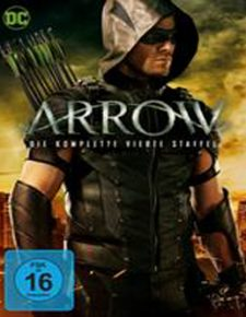 ARROW – DIE KOMPLETTE 4. STAFFEL