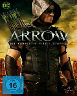 vierte Staffel Arrow