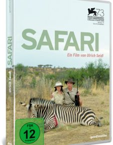 Safari : DVD-Start am 10.03.2017