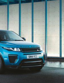 Meilenstein in der Geschichte des Range Rover Evoque