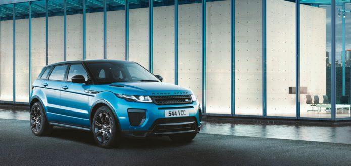 Range Rover Evoque Sondermodell