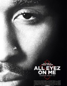 Tupac : ALL EYEZ ON ME
