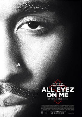 Tupac: All eyez on me