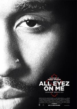 Tupac: All eyez on me