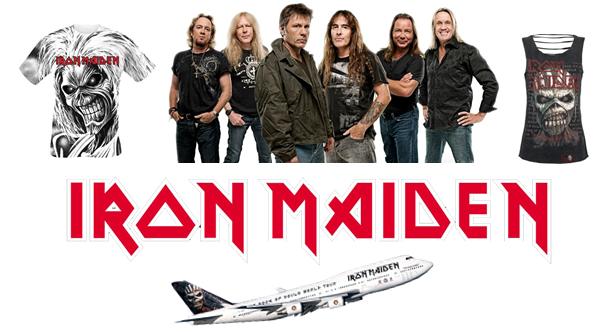 Merchandise: Iron Maiden