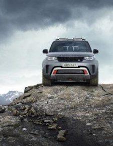 Der Land Rover Discovery feiert Premiere