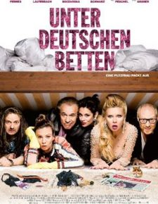 Premiere in München – Unter deutschen Betten
