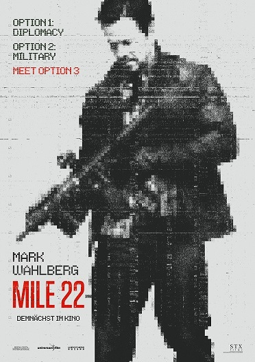 Mark Wahlberg als Elite-Agent in Peter Bergs  –   MILE 22