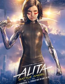 ALITA: BATTLE ANGEL – FILMSONG VON DUA LIPA