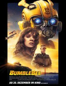 BUMBLEBEE – ab 20. Dezember 2018 im Kino