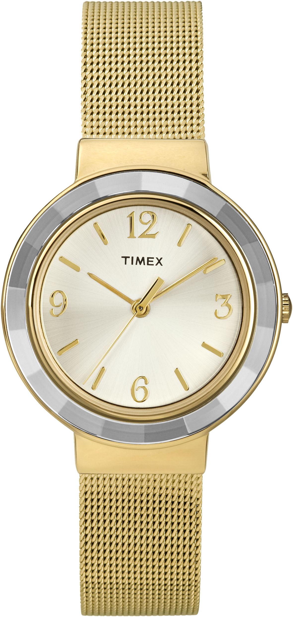 TIMEX Women's Dress Mesh Bracelet