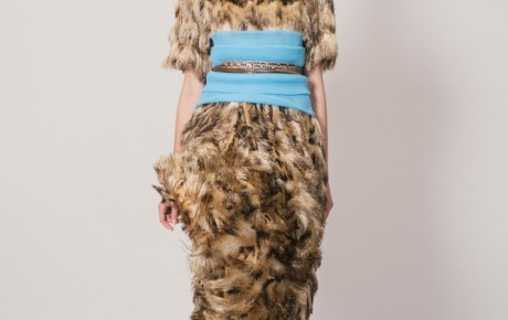 Designerin Roshi zeigt erste eigene Kollektion
