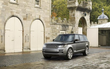 Premiere in New York: Stärkster Serien-Range Rover aller Zeiten