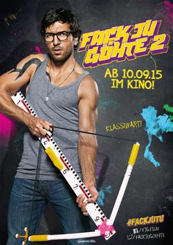 Kinostart: 10. September 2015 - FACK JU GHÖTE