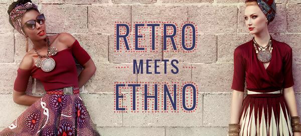 Retro und Ethno