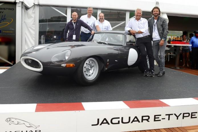 Jaguar 80-Jähriges Markenjubiläum