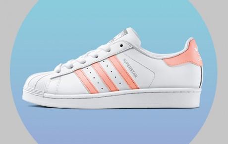 Neu bei JD Sports – adidas originals Superstar (white/pink)