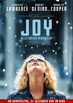 Joy alles ausser gewöhnlich Kinostart