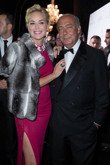 Sharon Stone and Fawaz Gruosi_de Grisogono_Cannes 2014_riso410