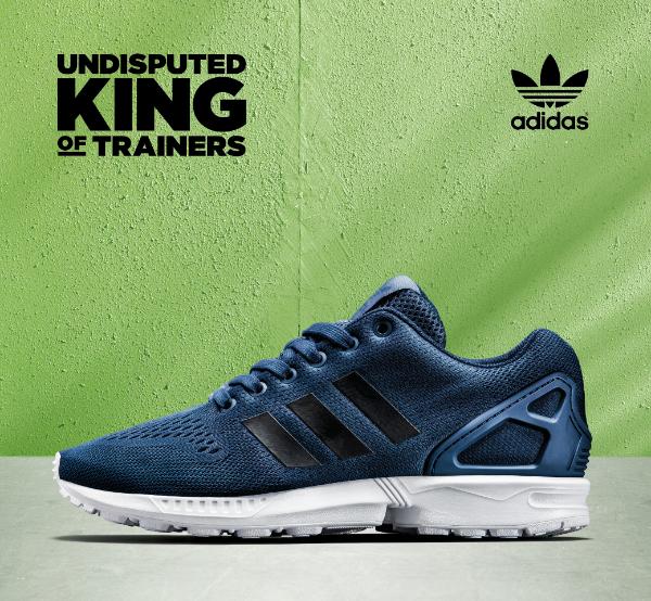 "adidas ZX Flux ""Blue/Black"""
