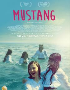 MUSTANG-Kinostart 25. Februar 2016