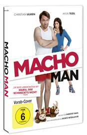 Neu DVD Macho Man