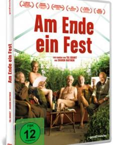 Veröffentlichungstermin der DVD »Am Ende ein Fest« am 1. April 2016