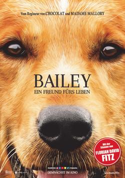 Bailey bald im Kino zu sehen