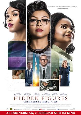 Ab 02. Februar 2017 nur im Kino